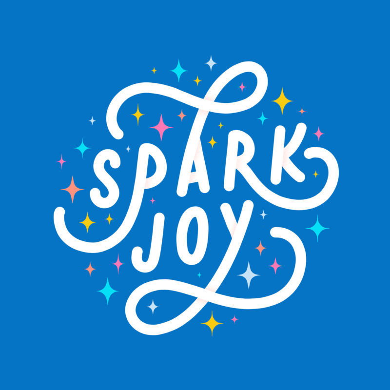 Spark_Joy_Rosie_Tea_Digital_Hand_Lettering
