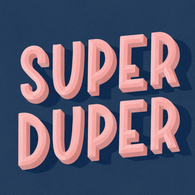 Super_Duper_Rosie_Tea_Digital_Hand_Lettering
